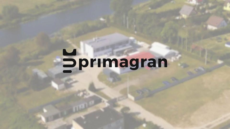 Primagran - Inżynieria BHP
