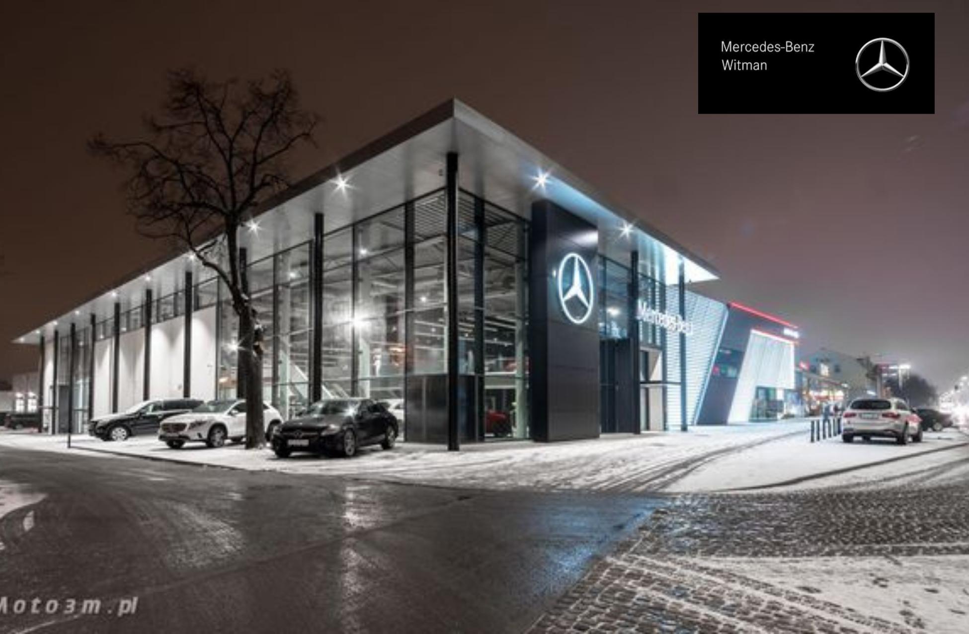 Mercedes - Inżynieria BHP