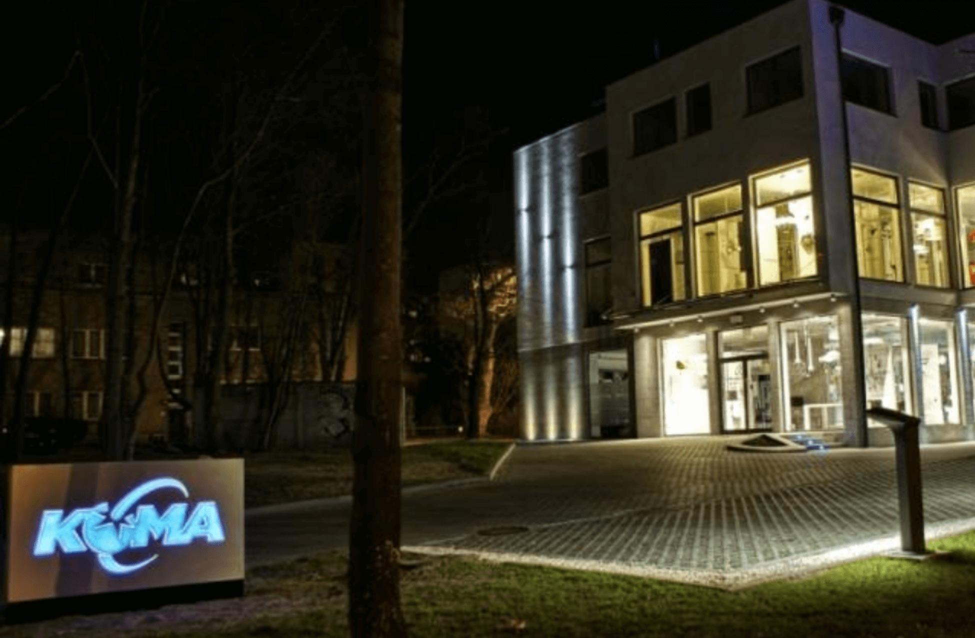 Inżynieria BHP Oświetlenie